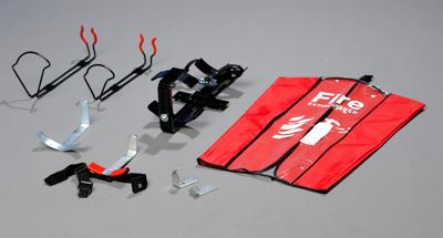 onderdelen brandblusapparatuur